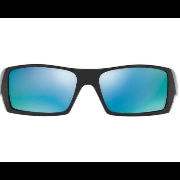 7fdecb22347 Oakley Gascan Matt Black w  Jade iridium coating